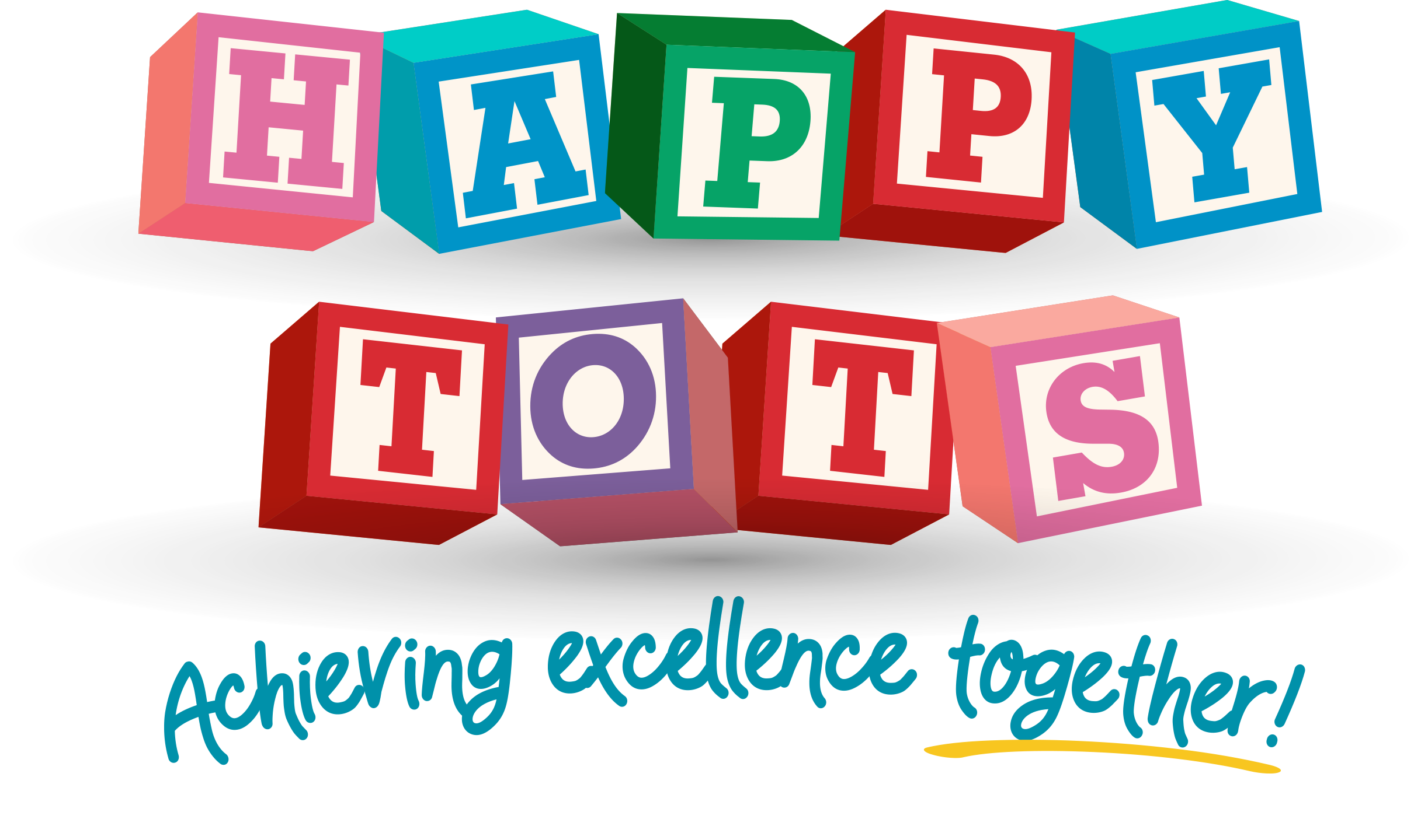 Happy Tots Logo